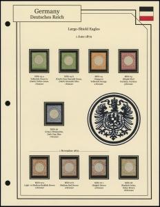 Large-Shield Eagles