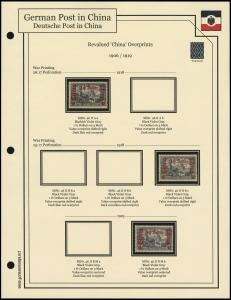1906 / 1919 Overprints