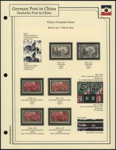 1901 Overprints