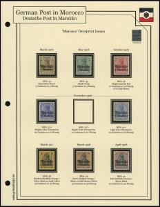 1906 / 1911 Overprints