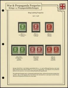 King Ludwig Forgeries