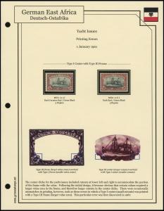 1901 Yacht Printing Errors