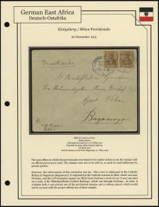 <i>Königsberg</i> / <i>Möwe</i> Provisionals 2