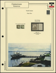 1905 / 1919 Yachts Plate Flaw