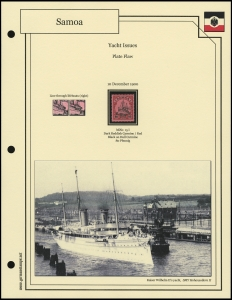 1900 / 1901 Yachts Plate Flaw
