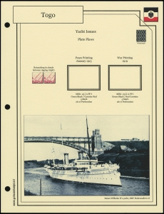 1909  Yachts Plate Flaw