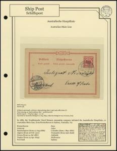 Australische Hauptlinie