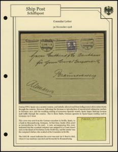 Consular Letter
