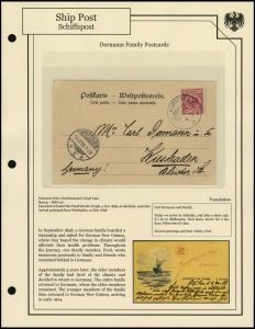 Dormann Postcards