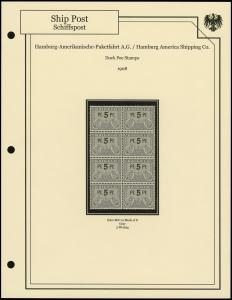 HAPAG Line 1908