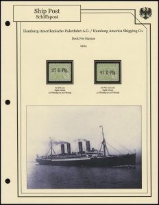 HAPAG Line 1924