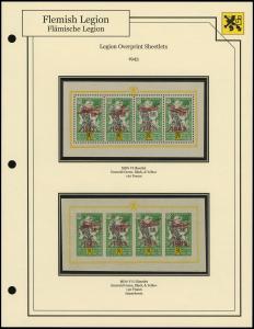 Overprint Sheetlets