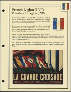 French Legion Cover