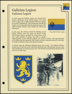 Galician Legion Cover