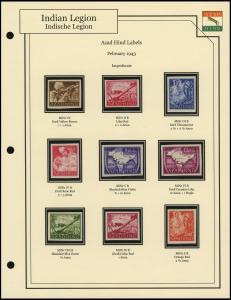 Azad Hind Labels