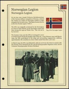 Norwegian Legion Cover