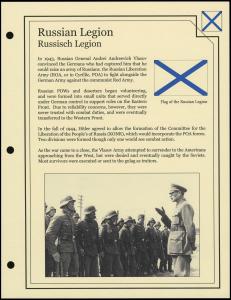 Russian Legion Cover