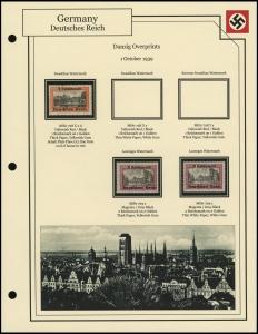 Danzig Overprints