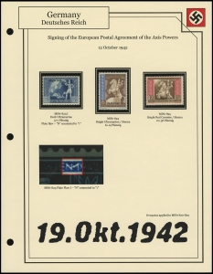 European Postal Agreement