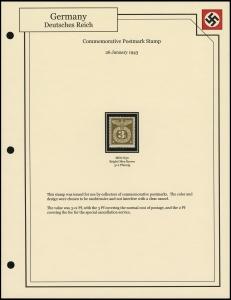 Commemorative Cancel Stamp