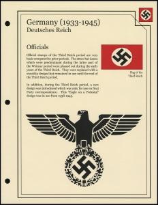 Third Reich Officials Cover