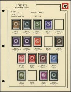 1942-44 Swastikas