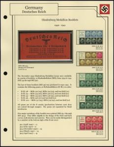 Hindenburg Booklet