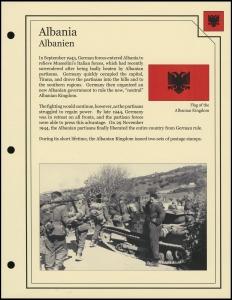 Albania Cover