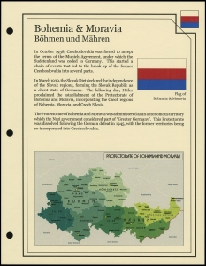 Bohemia & Moravia Cover