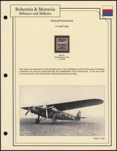 Airmail Forerunner