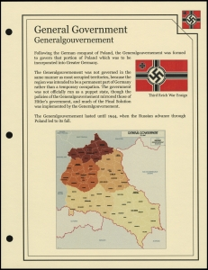Generalgouvernement Cover