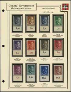 Hitler Definitives