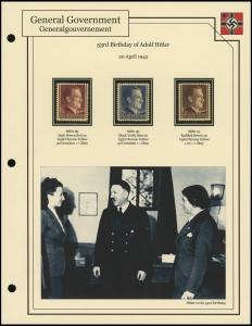 Hitler's 53rd Birthday
