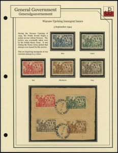 Warsaw Uprising Issues