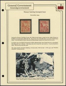 Warsaw Uprising Issue