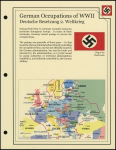 WWII Occupations Cover
