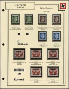 Kurland Overprints