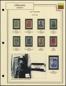 1941 Overprints
