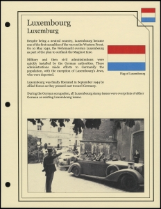 Luxembourg Cover