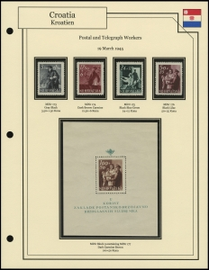 Postal and Telegraph Workers