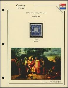 700th Anniversary of Zagreb