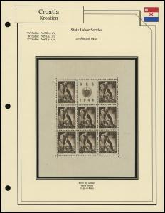 State Labor Service Sheet