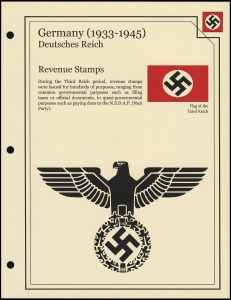 Third Reich Revenues Cover