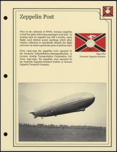 Zeppelin Post Cover