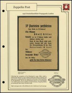 1936 Leaflet