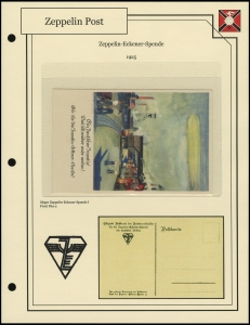Z-E-S Postcard