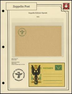 Z-E-S Postal Stationery