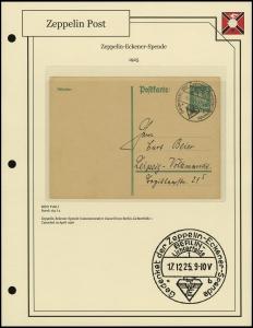 Zeppelin-Eckener-Spende SST
