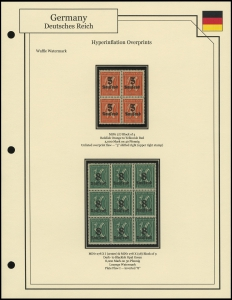 Hyperinflation Overprints