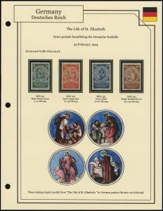 Life of St. Elizabeth